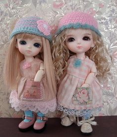 lati #dolls - these little girls just make me :)
