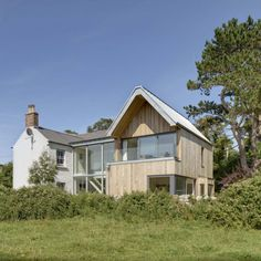 Kilternan - dermot bannon architects House Designs Ireland, Modern Barn House, Shed, Castle, Farmhouse, Cottage, Exterior, Outdoor Structures, Architecture
