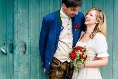 Sweet traditional wedding in the vineyards of Styria Dress Hairstyles, Wedding Hairstyles, Traditional Wedding, Portrait, Vineyard, Suit Jacket, Celebrities, Wedding Dresses, Wedding Ideas