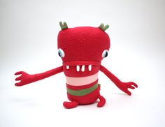 cool hand made monsters and sea creatures