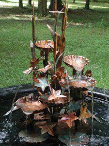 Outdoor Water Fountains   harper 3 outdoor garden fountain