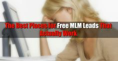 Want FREE Leads? http://success-lifestyles.com/free-mlm-leads-for-your-business/