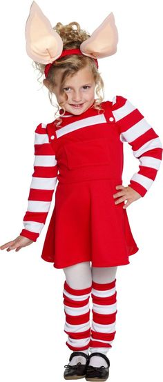 Cat in the Hat Inspired Costume for girls 12 by pinkywannabee $65.00   For The Mini Me   Pinterest   Costumes Birthday party ideas and Halloween costumes  sc 1 st  Pinterest & Cat in the Hat Inspired Costume for girls 12 by pinkywannabee ...
