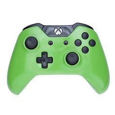 Mod Freakz ShellButton Kit Color and Black Collection  Gloss Green Black NOT A CONTROLLER For Xbox One Gen 1 Controllers ONLY  No Headphone Jack *** You can find more details by visiting the image link.Note:It is affiliate link to Amazon.