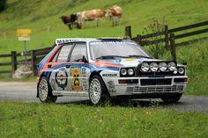 Nascar, Carros Suv, Hatchback Cars, Offroader, Martini Racing, Mechanical Art, Lancia Delta, Sports Car Racing, Rally Car
