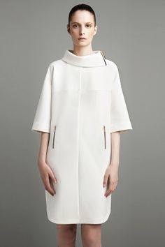 Zara Tunic with Zips, clean and chic $79.90