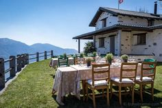 """Living up their motto """"Best of Castello"""" the hotel Castello del Sole offers a noontime excursion to the hotel-owned Rustico. Outdoor Furniture Sets, Outdoor Decor, Heaven On Earth, Hospitality, Hotels, Travel Tips, Vacation, Luxury, Travelling"""