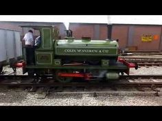 Chasewater Railway - Our friend Mick Doman's last train ride
