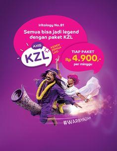 Axis KZL | #Iritologi no. 81 on Behance