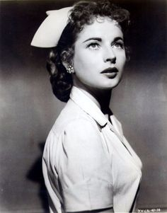 Coleen Gray: A Pure Beauty of Hollywood Movies From Between the 1940s and 1950s