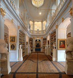 Biblioteca Anna Amalia, Weimar - Alemanha