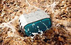 """Braven BRV-1 - """"The Braven BRV-1 is a rugged portable Bluetooth speaker designed to be essentially useful anywhere – from a pool, camping ground, snow, beach, dessert, to mountain slopes. As what many have said, the Braven BRV-1 is the """"Swiss Army Knife"""" of portable speakers."""" -portablespeakersreviews.com 