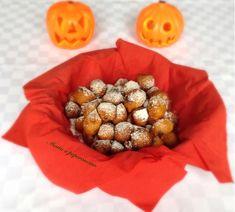 Frittelle+di+zucca+con+gocce+al+cioccolato