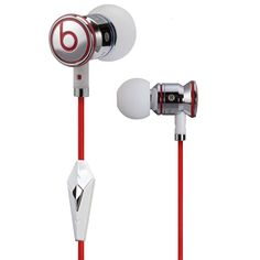 iBeats by Dr. Dre iBeats InEar Headphones  White  Supplied with no Box -- Continue to the product at the image link. (This is an affiliate link) #BeatHeadphonesIdeas