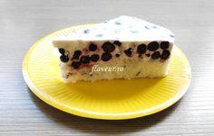 Tort alb cu afine Cheesecake, Desserts, Bebe, Tailgate Desserts, Deserts, Cheesecakes, Postres, Dessert, Cherry Cheesecake Shooters