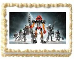 BIONICLE Frosting Sh