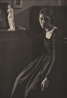 Photo Clarence Hudson White 1871 - 1925