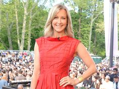 Lara Spencer Returns to Good Morning America Following Hip Replacement Surgery: 'I'm Feeling Great'