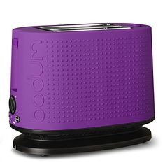 Bistro Toaster in purple