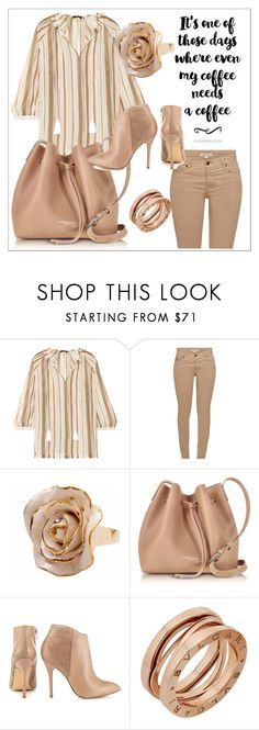 """""""Untitled #552"""" by chanlee-luv ❤ liked on Polyvore featuring Raoul, Barbour, Hop Skip & Flutter, Lancaster, Steve Madden and Bulgari"""