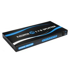 HDMI 1 in 8 out with 3D Supported 1X8 HDMI Splitter