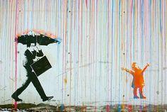 Webby Awards: Banksy è l'uomo dell'anno su internet. Lo street artist vince il premio per i pionieri del web (FOTO)