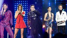 Heute in Litauen: Vierte Vorrunde von Eurovizijos Concert, Lithuania, Recital, Festivals