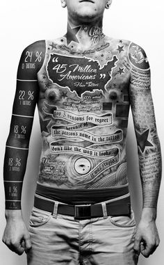 tattoo infographic... cool, but if there were citations included in that ink I would be one happy librarian.