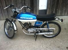 Moto Morini Zeta Zeta, ZZ 50 1975 Vintage, Classic and Old Bikes photo