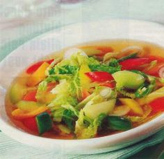 Just Another Girl's Blog: Diet Cabbage Soup. . .AKA. . .Dolly Parton Soup