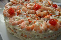 Pastel de Sushi - Metrópoli Rosa