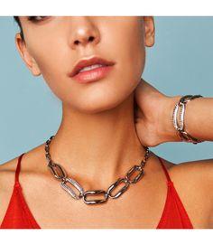 Halskette Pesante #jewelsbyleonardo #necklace #leonardoglas #leonardoglasliebe