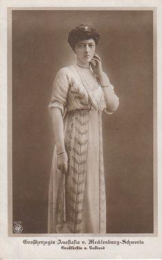 Großherzogin Anastasia von Mecklenburg-Schwerin