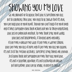 Showing You My Love - a poem. #poet #poetrycommunity #thoughts #inspiration #spilledink #love #quotes #wordstoliveby #instapoem #poetsofinstagram #thoughtful #creativewriting #poetsofig #lovequotes #lovepoem #spokenword #writer #msmoem #poet #poetry #poems