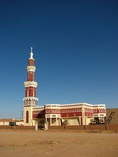 Mosque ,Karima, Sudan