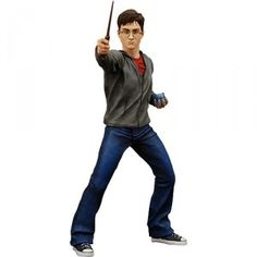 The brave boy with the scar- Harry Potter