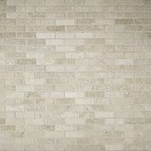 """Found it at Wayfair - Tuscany Classic 1"""" x 3"""" Travertine Mosaic Tile in Gold"""