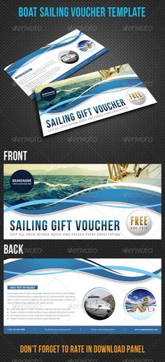 Simple \ Clean Flexible #Gift #Voucher - #Cards \ #Invites Print - gift voucher template free download