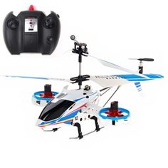 3.5Channel Infrared Remote Control RC Helicopter Model King 33019