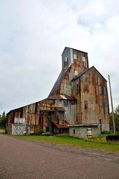 Champion Copper Mine in Painesdale, Michigan Upper Peninsula, Opera House, Minecraft, Michigan, Champion, Copper, Country, Book, Building