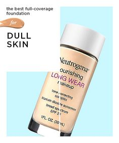 With these show-no-flaws foundations, nobody will know you're faking your perfect skin