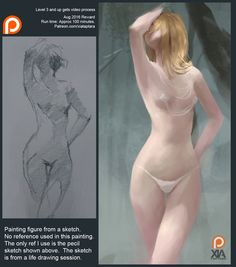 Bonus figure painting video for Level 3 and up