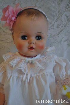Vintage 1950 S Amp 60 S Baby Dolls On Pinterest 395 Pins