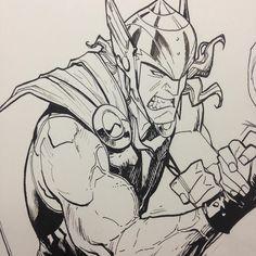 Thor by Dan Mora
