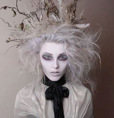 tim burton hair and makeup - Google Search
