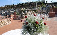 #villa #sole #sicilia #fiori #weddingday #amore #natura #sposi
