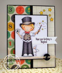 SugarPea Designs Pure Magic by Tracy MacDonald