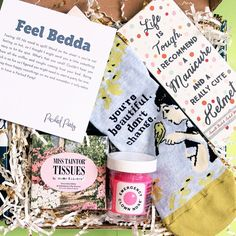"""""""NEWS UPDATE: Our Feel Bedda packages are flying off the shelves curing sick bebs around the country (and even a few in Paris✈️) We'd say it was the perfect time to launch this cutie with allergy season and the flu going around! #FeelBedda #sick #sosick #getwellsoon #feelbetter #meds #pickmeup #daymaker #emergency #PackedParty"""" Photo taken by @packedparty on Instagram, pinned via the InstaPin iOS App! http://www.instapinapp.com (04/15/2015)"""