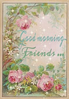 Good morning friends~no pin limits