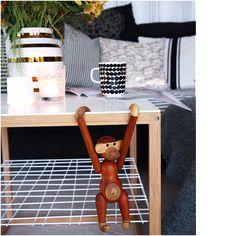 Coffie and monkey business  |  marimekko |  kay bojesen | ikea  |. scandinavian design